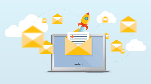 Pošiljanje novic s SqualoMail