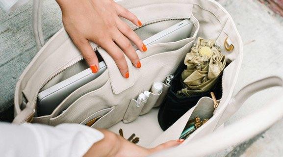 Praktična ženska torbica