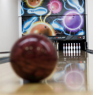 Bowling Spider