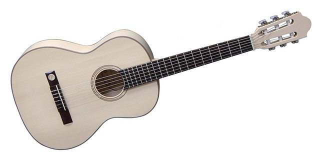 Klasična kitara VSG Pro Natura Silver 3/4