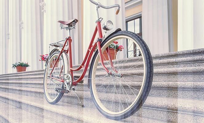 Kako izbrati mestno kolo